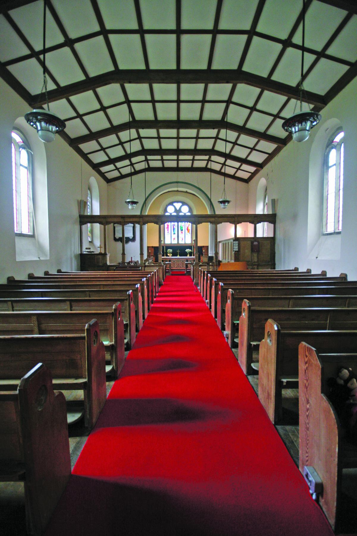 St David's, Capel Bangor