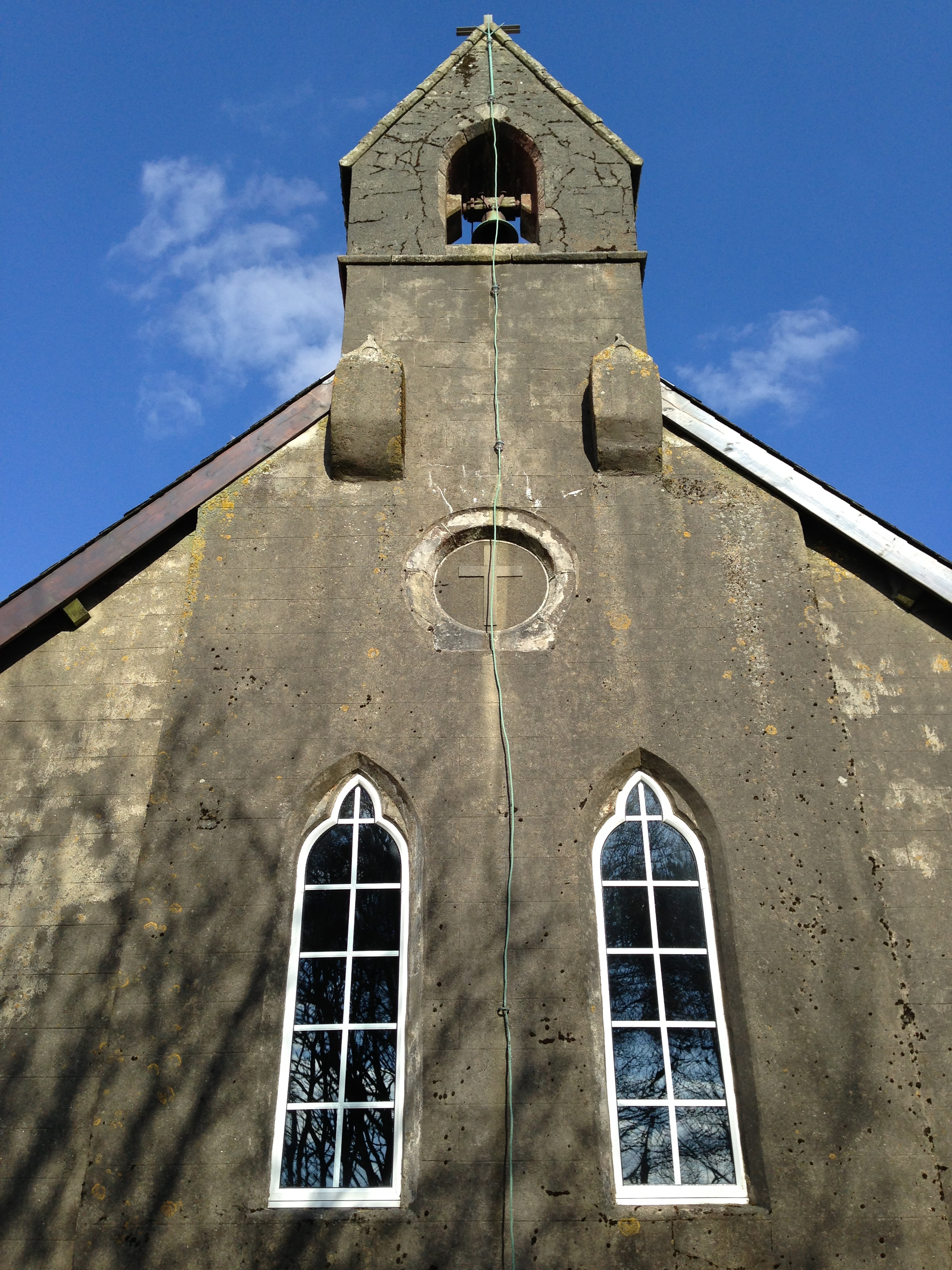 The Church of Three Saints, Llantrisant