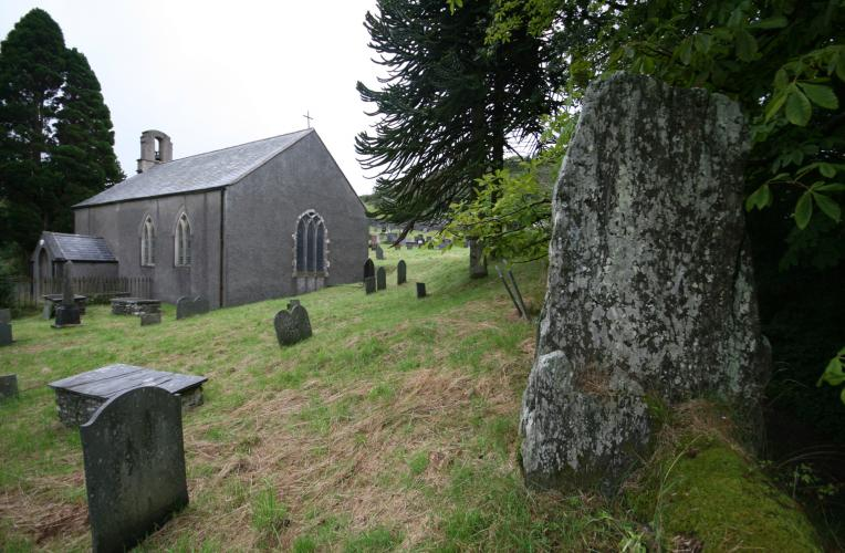 Eglwys Sant Ioan Fedyddiwr, Ysbyty Cynfyn