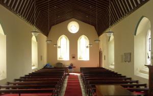 St Peter's, Elerch