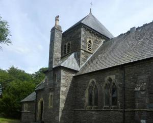 St Peter's, Elerch