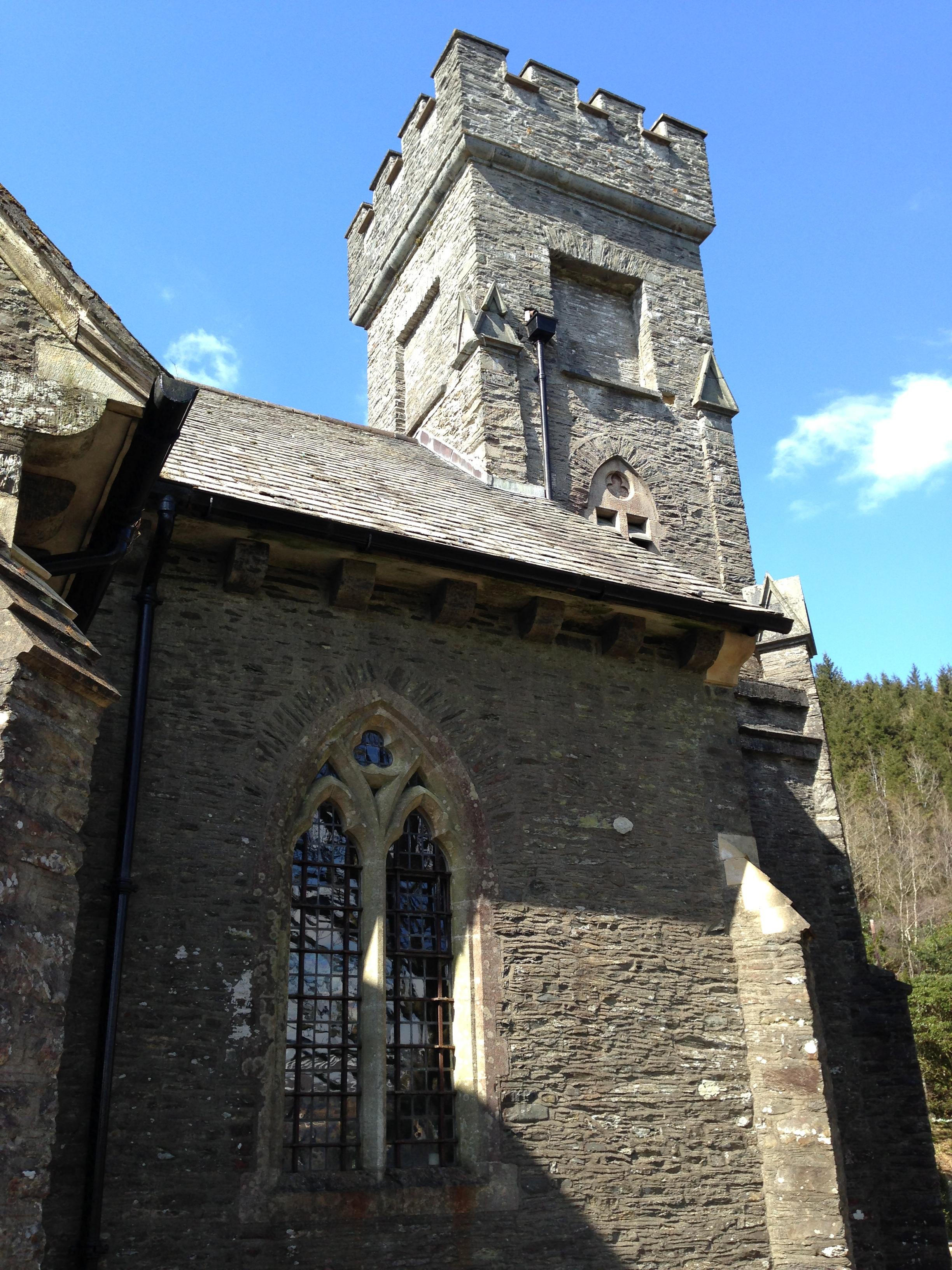 St Michael and All Angels', Hafod