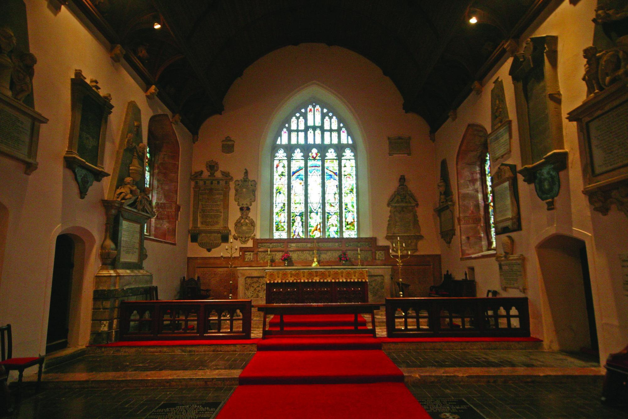 St Padarn's, Llanbadarn Fawr