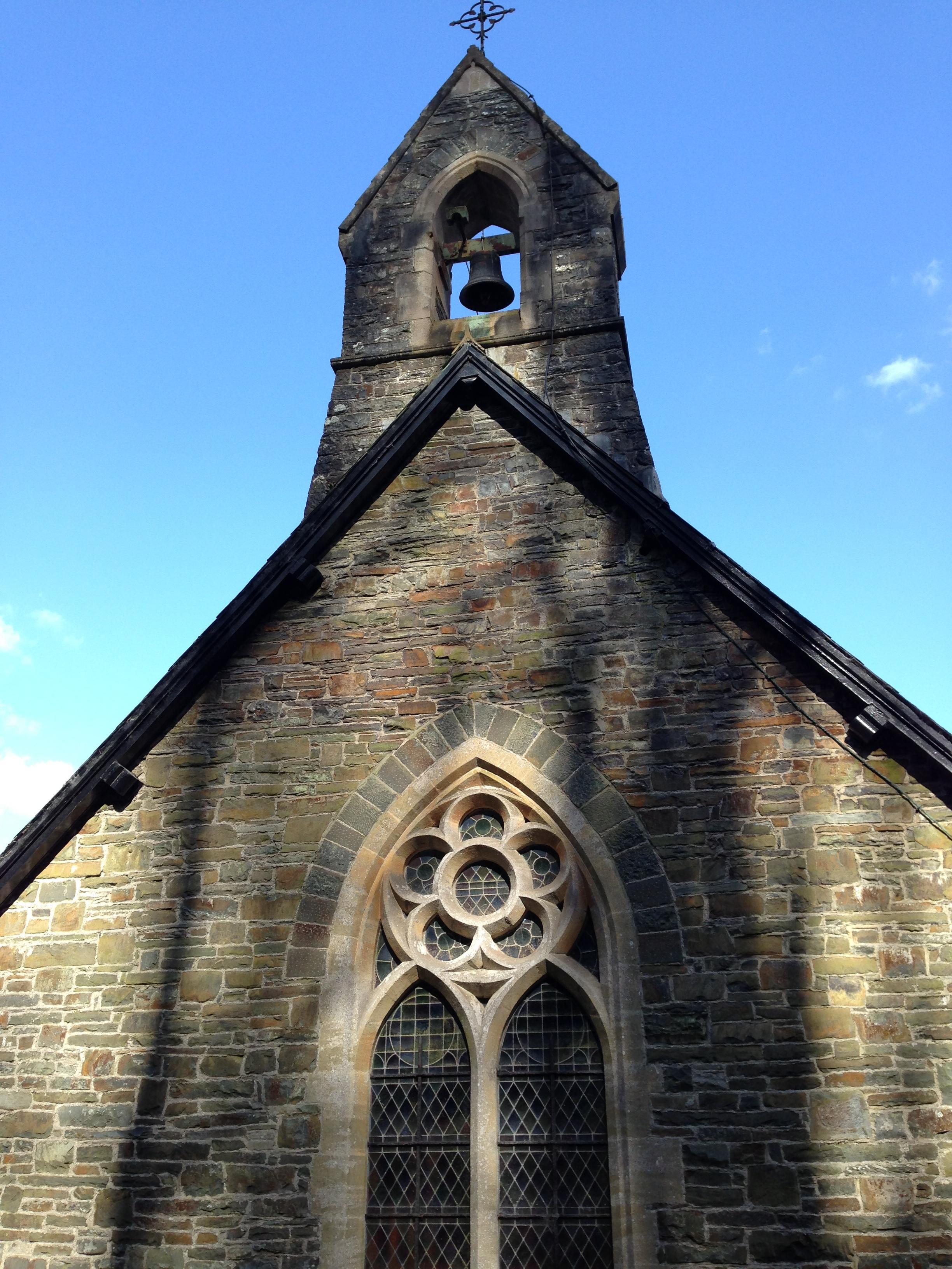 St Michael's, Llandre
