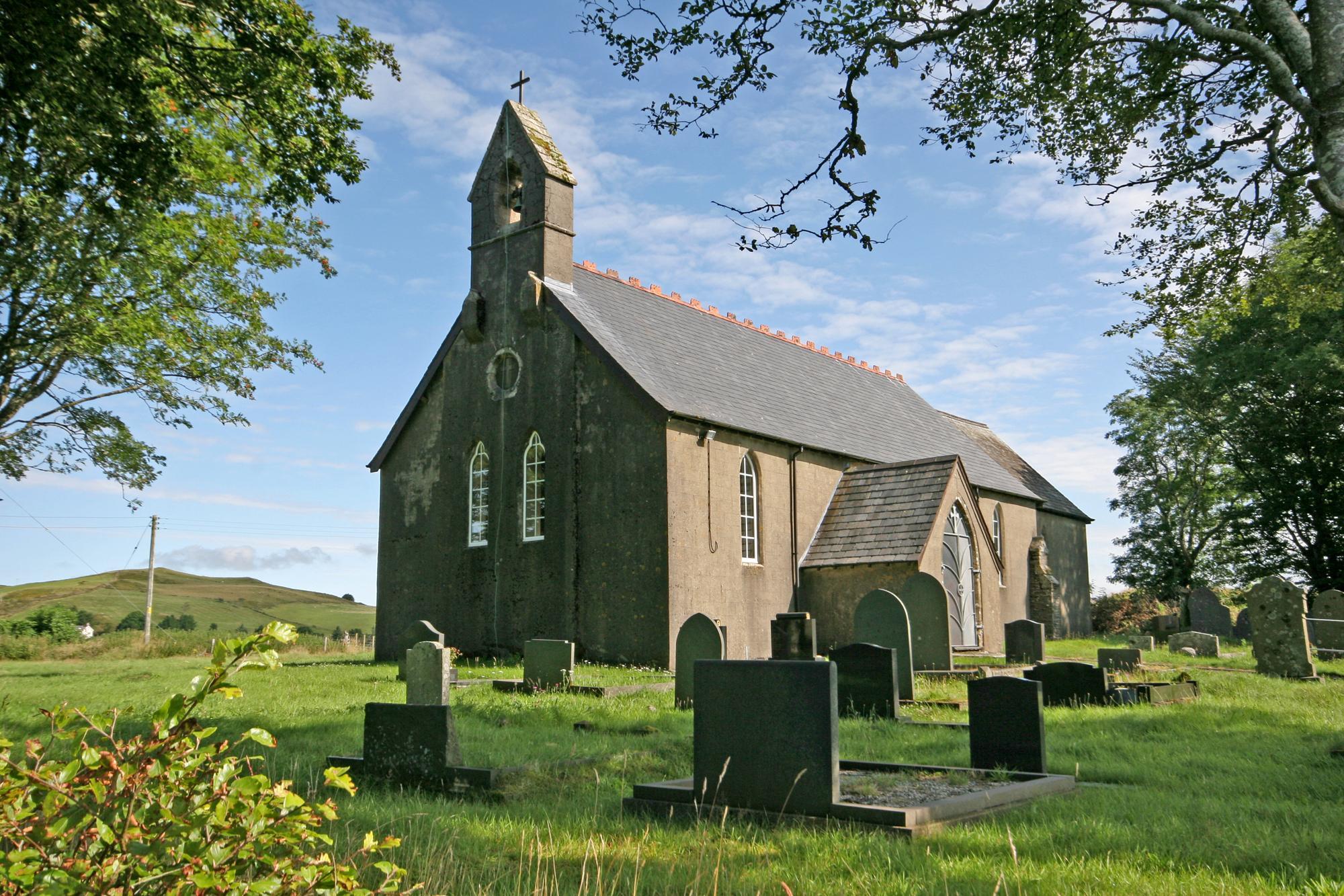 The Church of Three Saints, Llantrisant