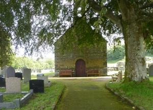 St Mary's, Strata Florida