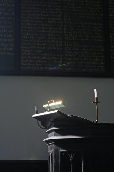 St Michael's, Eglwysfach
