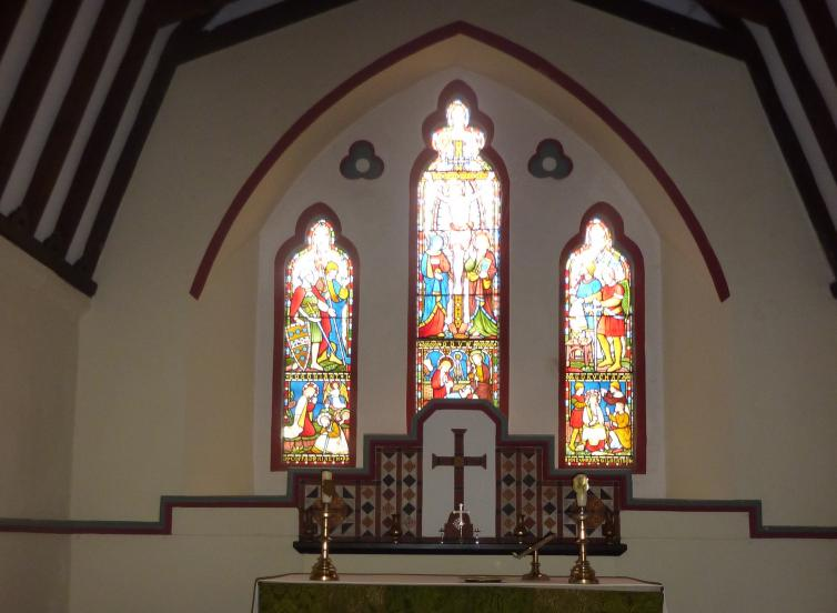 Eglwys Sant Pedr, Elerch