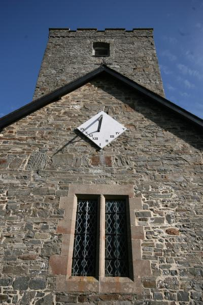 St Michael and All Angels', Llanfihangel-y-Creuddyn