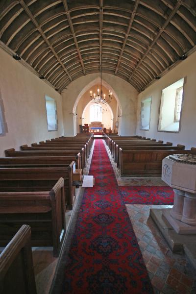 Eglwys Sant Mihangel a'r Holl Angylion, Llanfihangel-y-Creuddyn