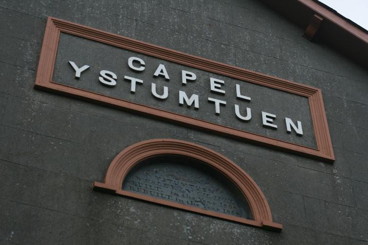 Capel Ebenezer, Ystumtuen