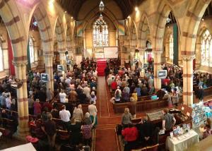Eglwys Sant Mihangel a'r Holl Angylion, Aberystwyth